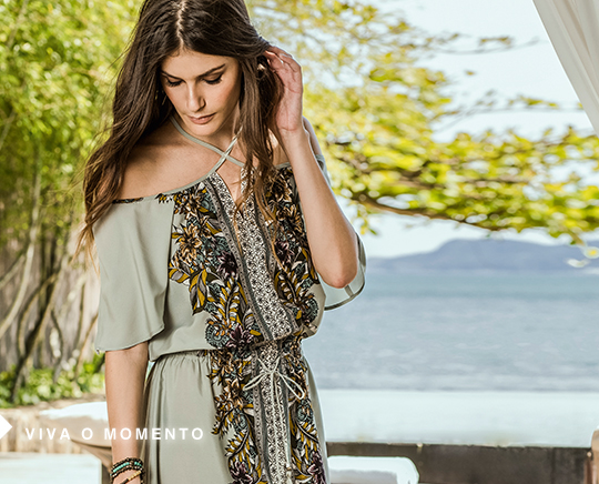 Lookbook Viva o Momento