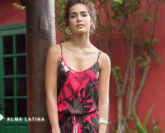 Lookbook Alma Latina