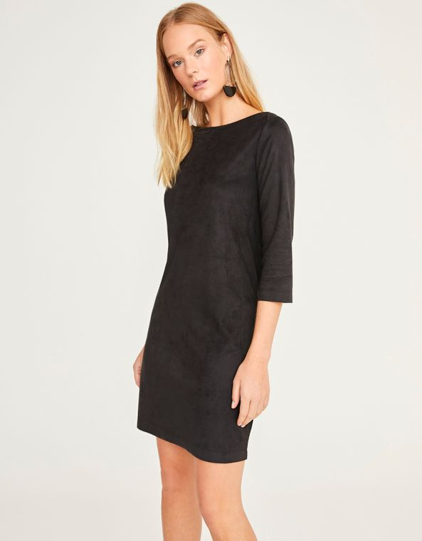 181323401_0003_010-T-SHIRT-DRESS-SUEDE