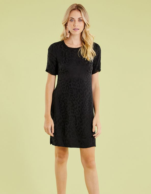 191102000_0003_010-T-SHIRT-DRESS-CUPRO-VISCOSE-JACQUARD