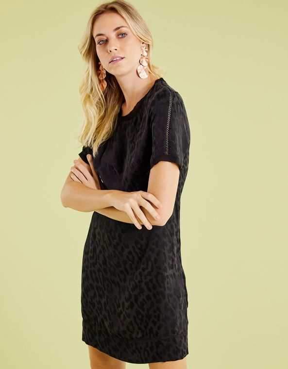 191102000_0003_040-T-SHIRT-DRESS-CUPRO-VISCOSE-JACQUARD