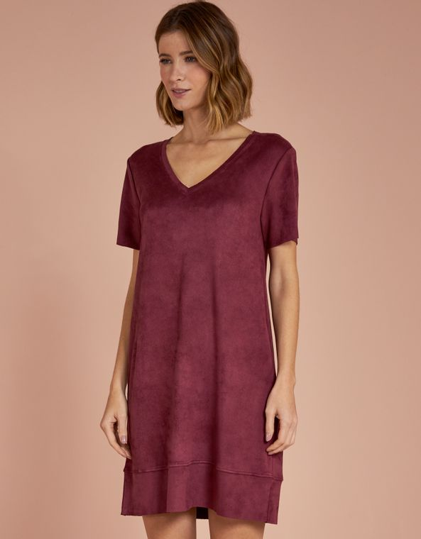 201102116_1049_040-T-SHIRT-DRESS-SUEDE