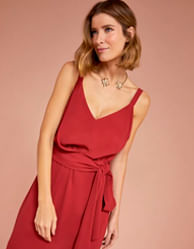 Vestidos Outlet Shoulder